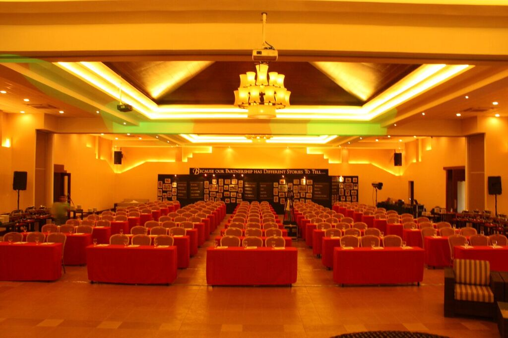 Conference facilities at Sheridan resort and spa